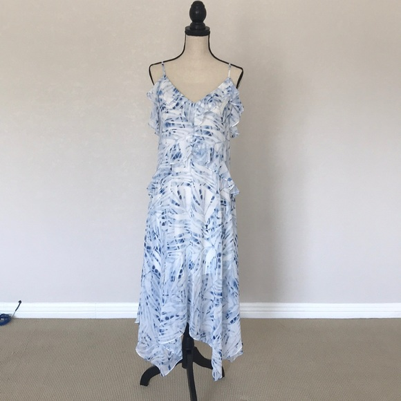 8e61669bd95d BCBGMaxAzria Dresses | Bcbg Maxazria Lissa Printed Handkerchiefs ...